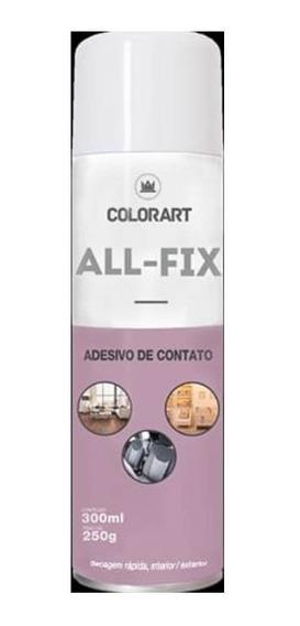 All Fix Adesivo Cola Contato Spray 300ml