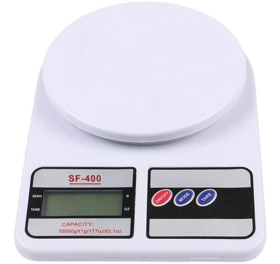 Balança Digital Cozinha De Precisão Nutrição E Dieta 10kg