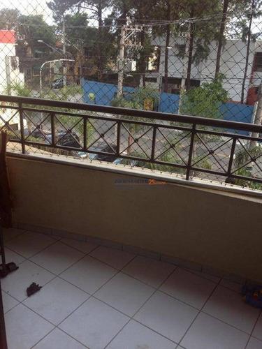 Imagem 1 de 28 de Apartamento Com 3 Dormitórios À Venda, 96 M² Por R$ 700.000,00 - Mooca - São Paulo/sp - Ap0396