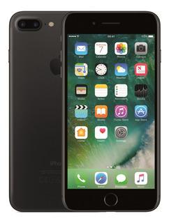 iPhone 7 Plus 32gb Funda-v.temp-garantia-enviogratis