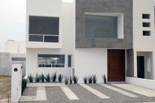 Bonita Casa Nueva En Grand Preserve Juriquilla, Querétaro