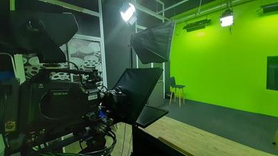 Estúdio Gravação Transmissão Ao Vivo Palestras Youtube