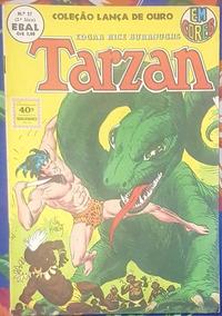 Tarzan, Nº 17 (2ª Série) - Coleção Lança De Ouro Em Cores