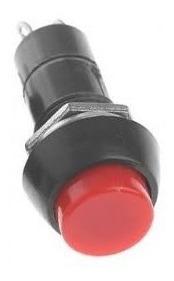 Chave Push Botton C/trava Ds11a Vm 6a 250vac (c/3 P)(000245)