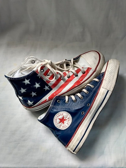 Tênis All Star Converse Usa Flag