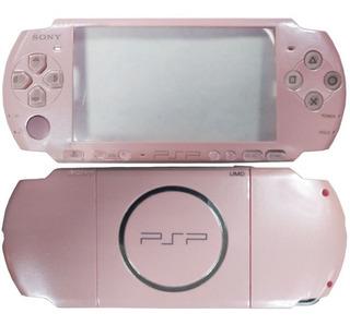 Carcasa Psp 3000 3001 3xxx Sony Playstation Slim Nueva