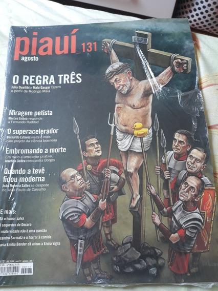 Revista Piauí Edicao 131