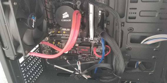 Pc Gamer I5 7400, Asus B250m Plus, Fonte Corsair Cx 550