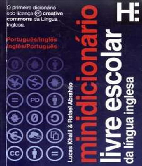 Minidicionario Livre Escolar Da Lingua Inglesa