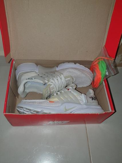 Tênis Nike Air Presto X Off-white