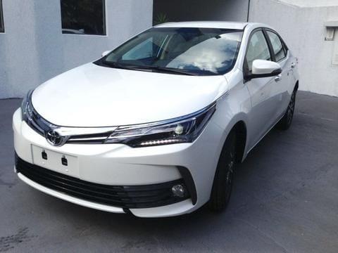 Toyota Corolla 2.0 16v Altis Flex Multi-drive S 4p Blindado