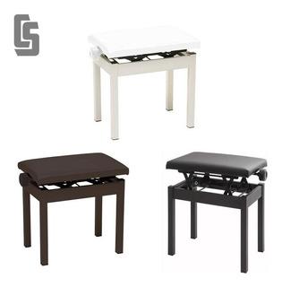 Taburete Banqueta Para Piano Y Teclados Korg Pc300