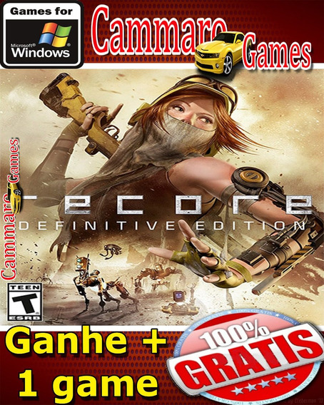 Recore Definitive Edition + 3 Games