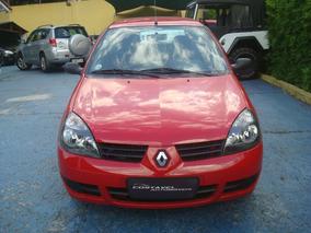 Renault Clio 1.0 16v Campus Hi-flex 3p Ano 2012