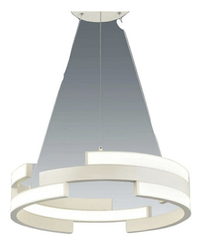 Lampara Colgante Moderna Luz Led Mod Elisium Venezzi