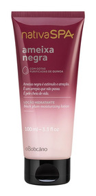 Nativa Spa Ameixa Negra Hidratante Desodorante Corporal 100m