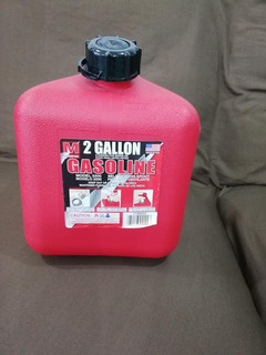 Bidon Para Gasolina 2 Galones Cuatrimoto Atv
