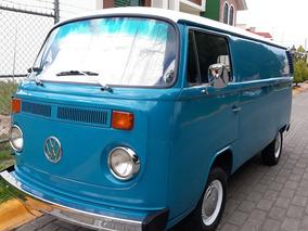 Volkswagen Combi Como Nueva