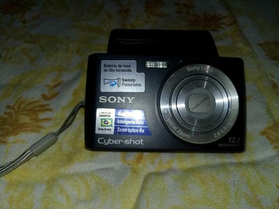Camera Digital Sony W510 12.1 Mp A Bateria (usado)