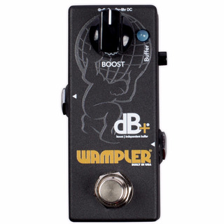 Pedal Efecto Wampler Db+ Regulador Intensidad - Cuotas
