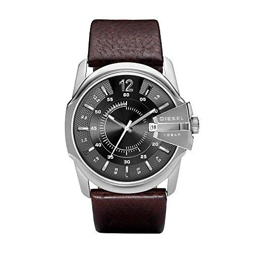 Reloj Casual De Cuarzo Y Acero Inoxidable Para Hombre, Princ