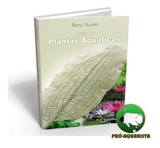 Aquamazon Livro Guia De Plantas Aquáticas