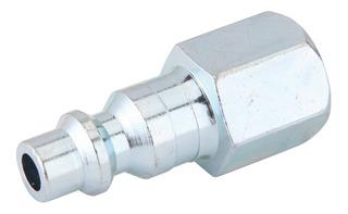Conector Neumático Rápido 1/4 X 1/4 Macho-hembra Z1414mfip