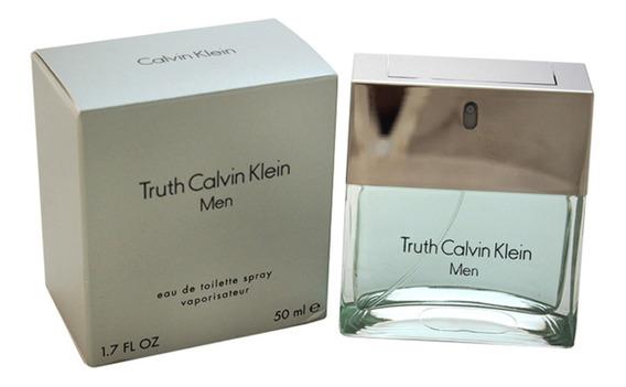 Fragancia Truth De Calvin Klein Para Caballero, 1.7 Oz, Edt