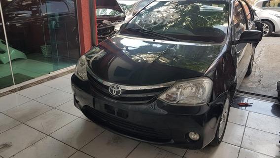 Sucata Toyota Etios Sedan