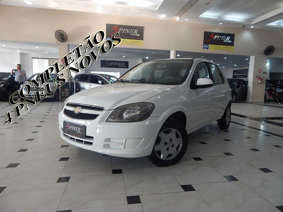 Chevrolet Celta 1.0 Mpfi Lt Vhce Flex 4p Completo Baixa Km