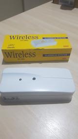 Sensor De Quebra De Vidros Dsc Wls912l - 433 Sem Fio Wireles