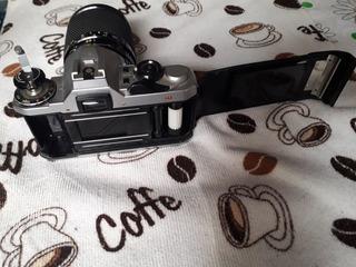 Una Camara Pentax Me Super De Lente K 28-80mm Focal