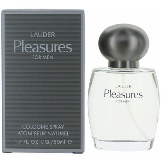 Perfume Estee Lauder Pleasures Mas 50 Ml Edc Original