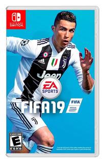 Fifa 19 Nintendo Switch En Epañol Latino Disponible