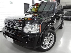 Land Rover Discovery 4 30 Hse 4x4 V6 36v Turbo Diesel 4p Aut
