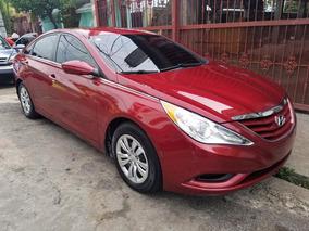 Hyundai Sonata Amaricano 2013 Rojo Aprovecha La Oferta