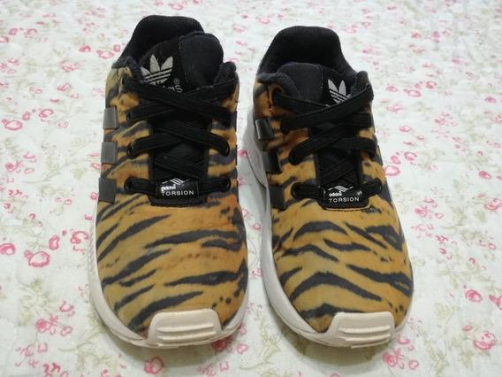 Zapatillas adidas Zx Flux Torsion Nro 25. Increibles!!!