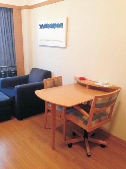 Flat - 1 Dormitório Para Alugar, 30 M² Por R$ 1.588/mês - Consolação - São Paulo/sp - Fl4027