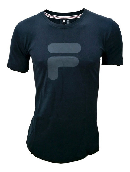 Remera Lifestyle Fila Taped Mujer 796476 In