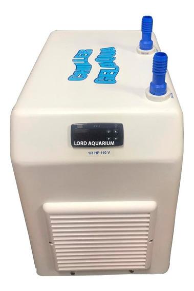 Resfriador Chiller Gelaqua 3/4 Hp Para Aquário 500 Até 1300l