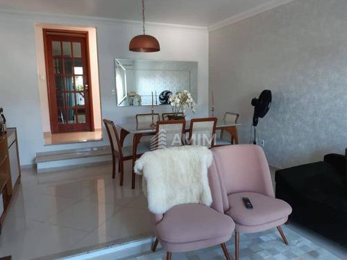 Imagem 1 de 20 de Casa Triplex 3 Suítes Com Porteira Fechada - Ca0479