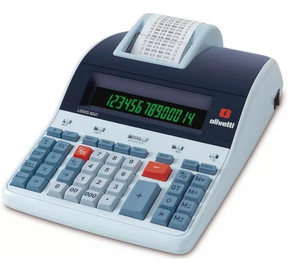 Calculadora Bobina Termica Olivetti Logos 804t Garantia 6 Meses!
