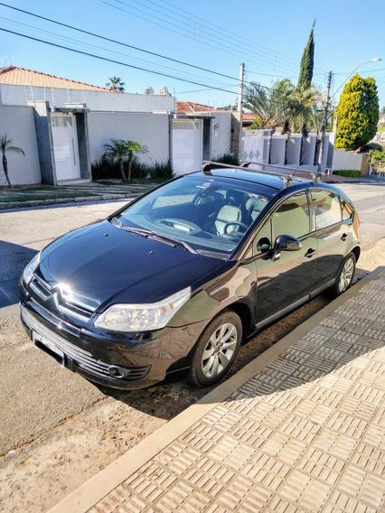 Citroën C4 2010 2.0 Exclusive Flex Aut. 5p