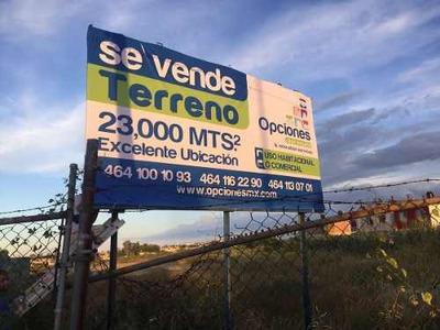 Terreno En Venta, Blvd. Valle De Santiago, Salamanca, Gto.