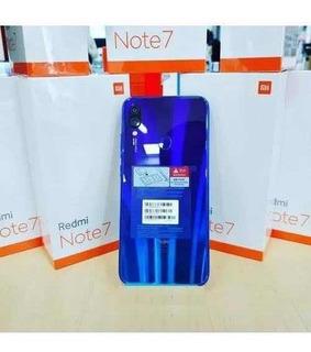Redmi Note 7 64gb 4ram Azul