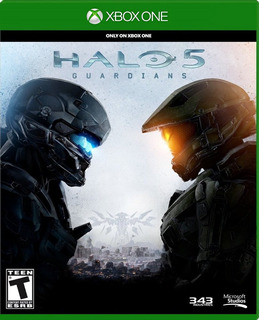 ..:: Halo 5 Guardians Xbox One ::.. En Gamewow
