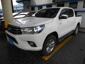 Toyota Hilux 2400 Cc Mt 2.4 L 4x4 Diesel 2017