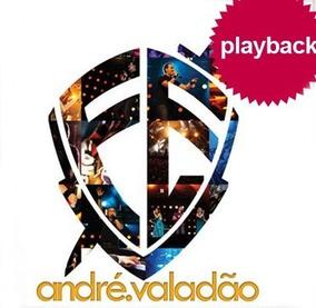 Cd Pleyback André Valadão