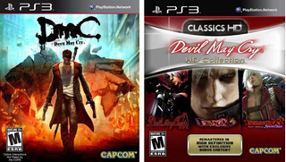 Devil May Cry Hd Collection + Dmc Devil May Cry Ps3