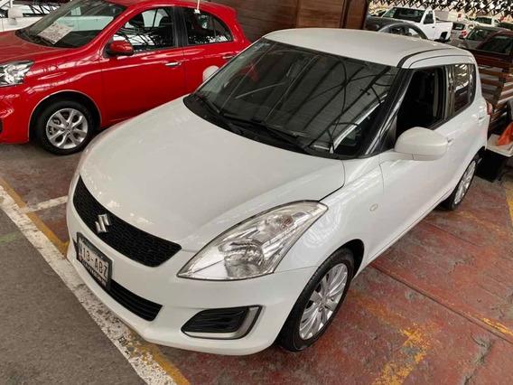 Suzuki Swift 1.4 Ga Mt 2015